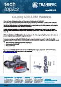21. BPWT Tech Topics 21 - Coupling ADR & R55 Validation