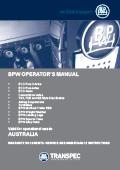 BPWT Operator's Manual 08 19